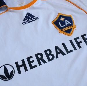 adidas Shirts - Authentic LA Galaxy Adidas Jersey 🔥⚽🔥